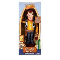 Image of Woody Interactive Talking Action Figure - Toy Story - 15'' # 5