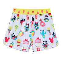 Image of Mickey and Minnie Mouse Short Sleep Set for Girls # 5