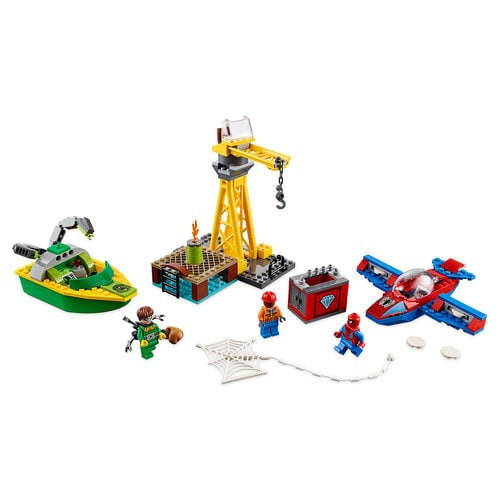 Spider-Man: Doc Ock Diamond Heist Playset by LEGO