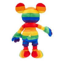 Image of Rainbow Disney Collection Mickey Mouse Plush - Medium - 15 1/2'' # 2