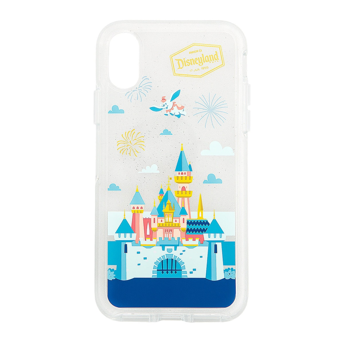 lowest price 47fb5 cdc57 Sleeping Beauty Castle iPhone X Case by Otterbox - Disneyland