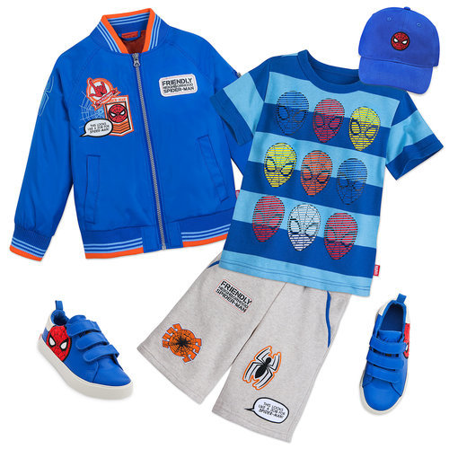 Spider-Man Fashion Collection for Boys