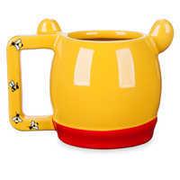 Image of Winnie the Pooh Figural Mug # 2