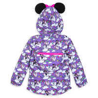 Image of Minnie Mouse Packable Rain Jacket and Attached Carry Bag for Kids # 3