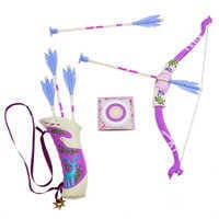 Image of Rapunzel Bow and Arrow Set # 1