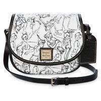 Peter Pan Hallie Crossbody Bag - Dooney & Bourke