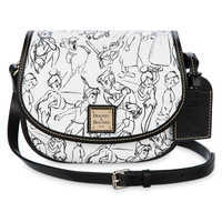 Image of Peter Pan Hallie Crossbody Bag - Dooney & Bourke # 1