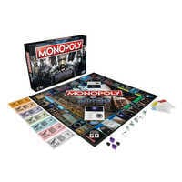 Image of Black Panther Edition Monopoly Game # 1