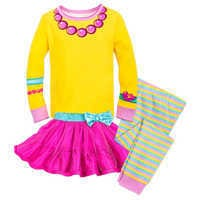 Image of Fancy Nancy Costume PJ PALS for Girls # 1