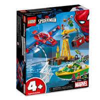 Image of Spider-Man: Doc Ock Diamond Heist Playset by LEGO # 4