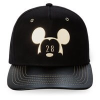 Mickey Mouse Millennial Baseball Hat for Adults