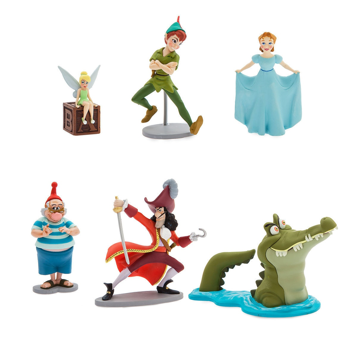 1c53cb539ca Product Image of Peter Pan Figure Playset   1