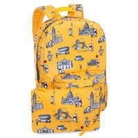 Image of Winnie the Pooh Backpack # 3