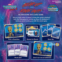 Image of Guardians of the Galaxy Vol. 2 - Gear Up and Rock Out! An Awesome Mix Card Game # 3