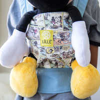 Image of Mickey Mouse and Friends Sunday Funnies Doll Carrier by LÍLLÉbaby # 3