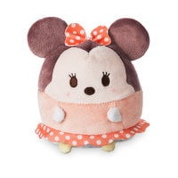 Image of Minnie Mouse Scented Ufufy Plush - Small - 4 1/2'' # 1
