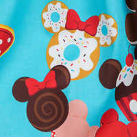 Image of Disney Parks Food Icons Dress for Women # 3