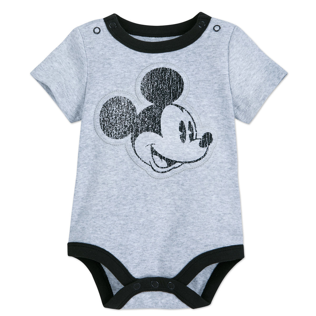 Product Image of Mickey Mouse Bodysuit for Baby # 1