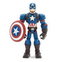 Image of Captain America Action Figure - Marvel Toybox # 2
