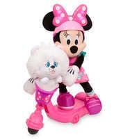Image of Minnie Mouse Sing & Spin Scooter # 2
