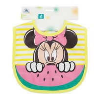 Image of Minnie Mouse Bib for Baby # 2
