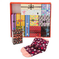 Image of Disney Socks Advent Calendar Gift Set for Women # 1