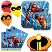Image of Incredibles 2 Party Collection # 1