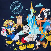 Image of Mickey Mouse and Friends Zip Hoodie for Kids - Walt Disney World # 3