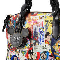 Image of Mickey Mouse Satchel by Dooney & Bourke # 7