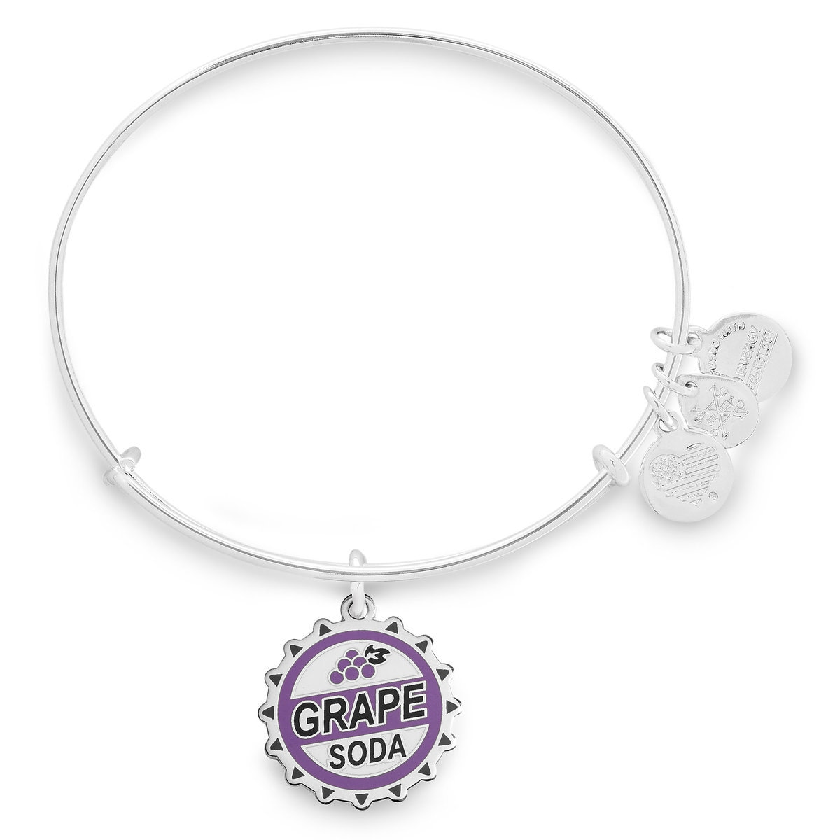 3028f6bc7 Product Image of Grape Soda Bangle by Alex and Ani - Up # 1