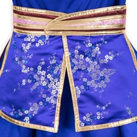 Image of Mulan Deluxe Costume For Kids # 3