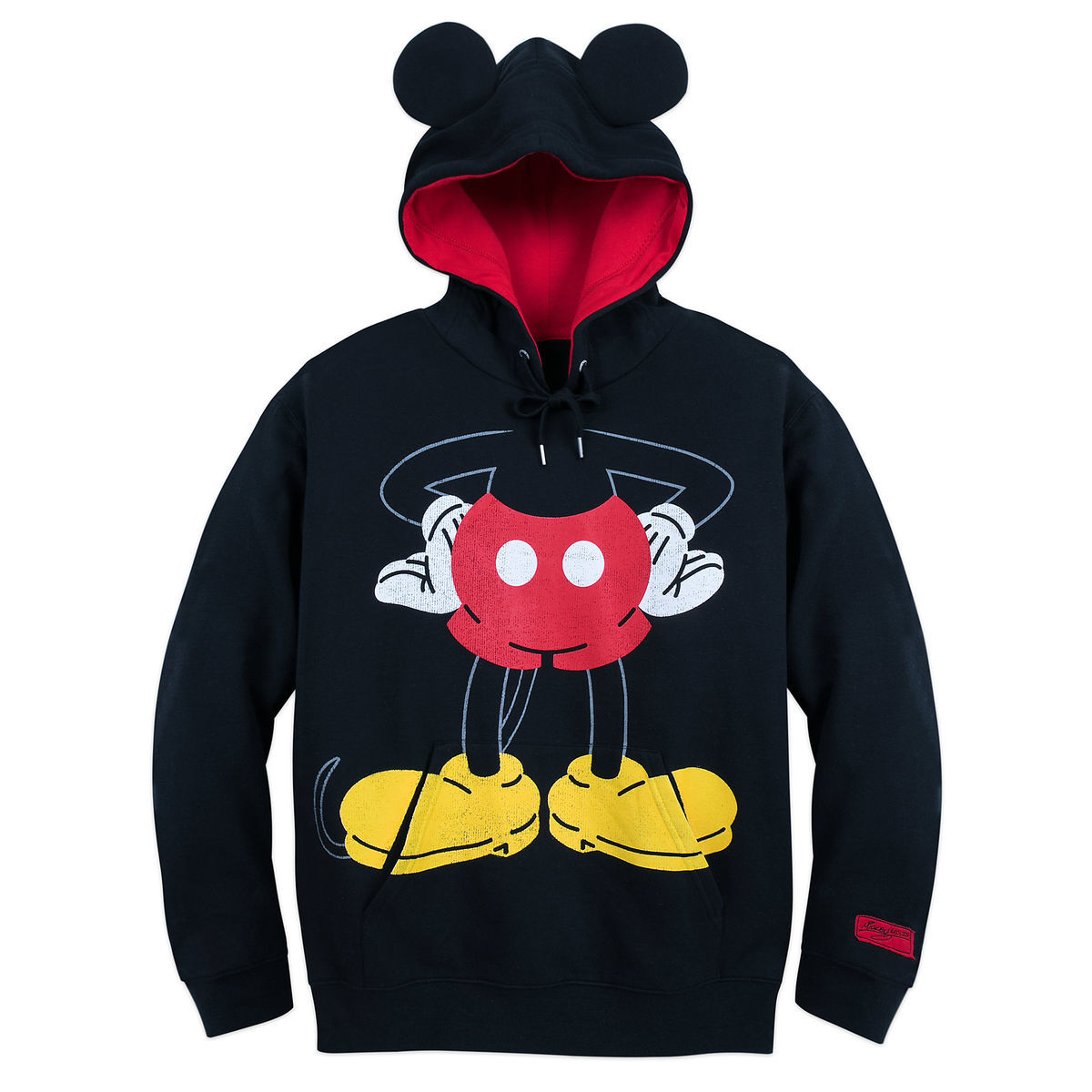 I Am Mickey Mouse Pullover Hoo For Men