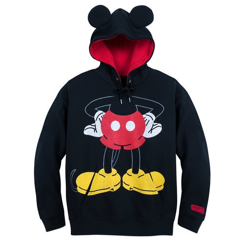 I Am Mickey Mouse Pullover Hoodie For Men Shopdisney