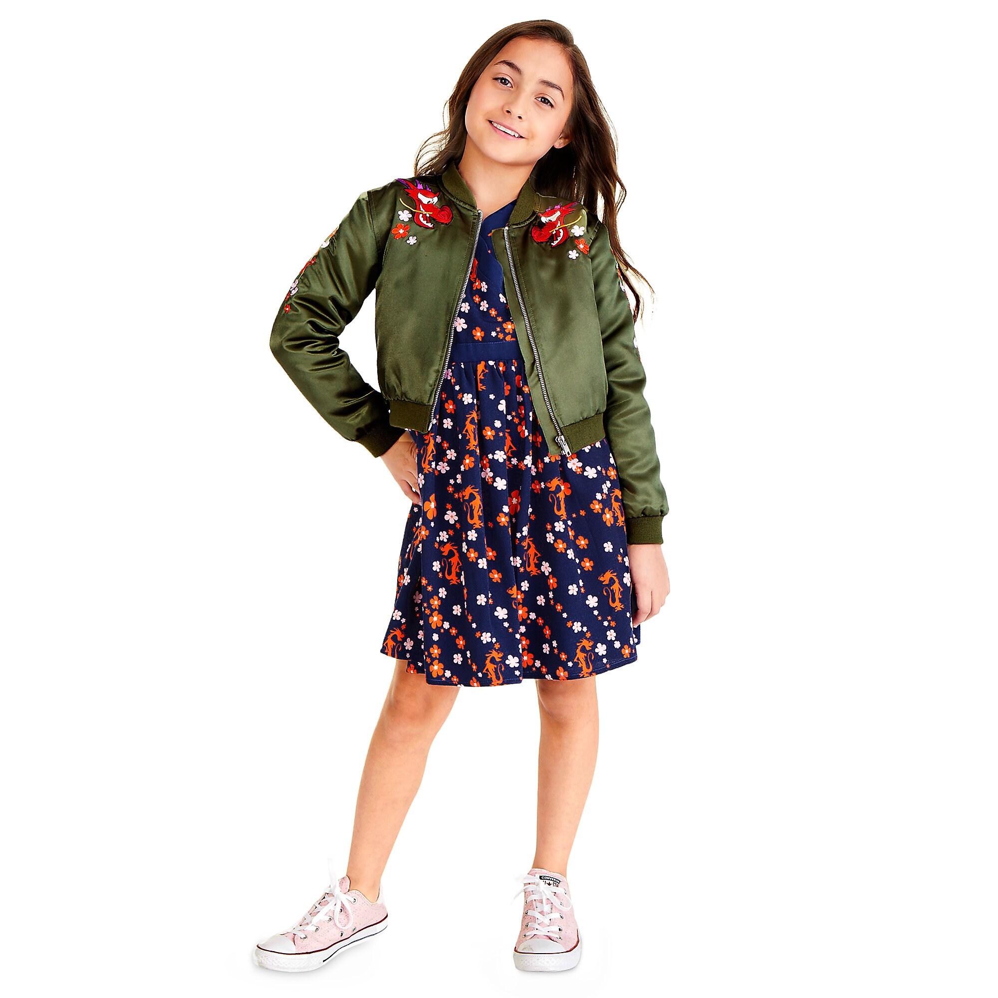 Mulan Fashion Collection for Girls