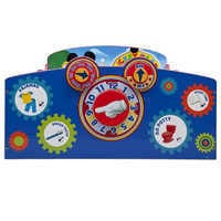 Image of Mickey Mouse Interactive Wooden Toddler Bed # 3