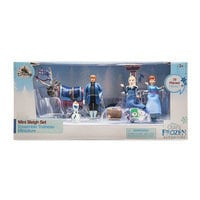 Image of Olaf's Frozen Adventure Mini Sleigh Play Set # 2