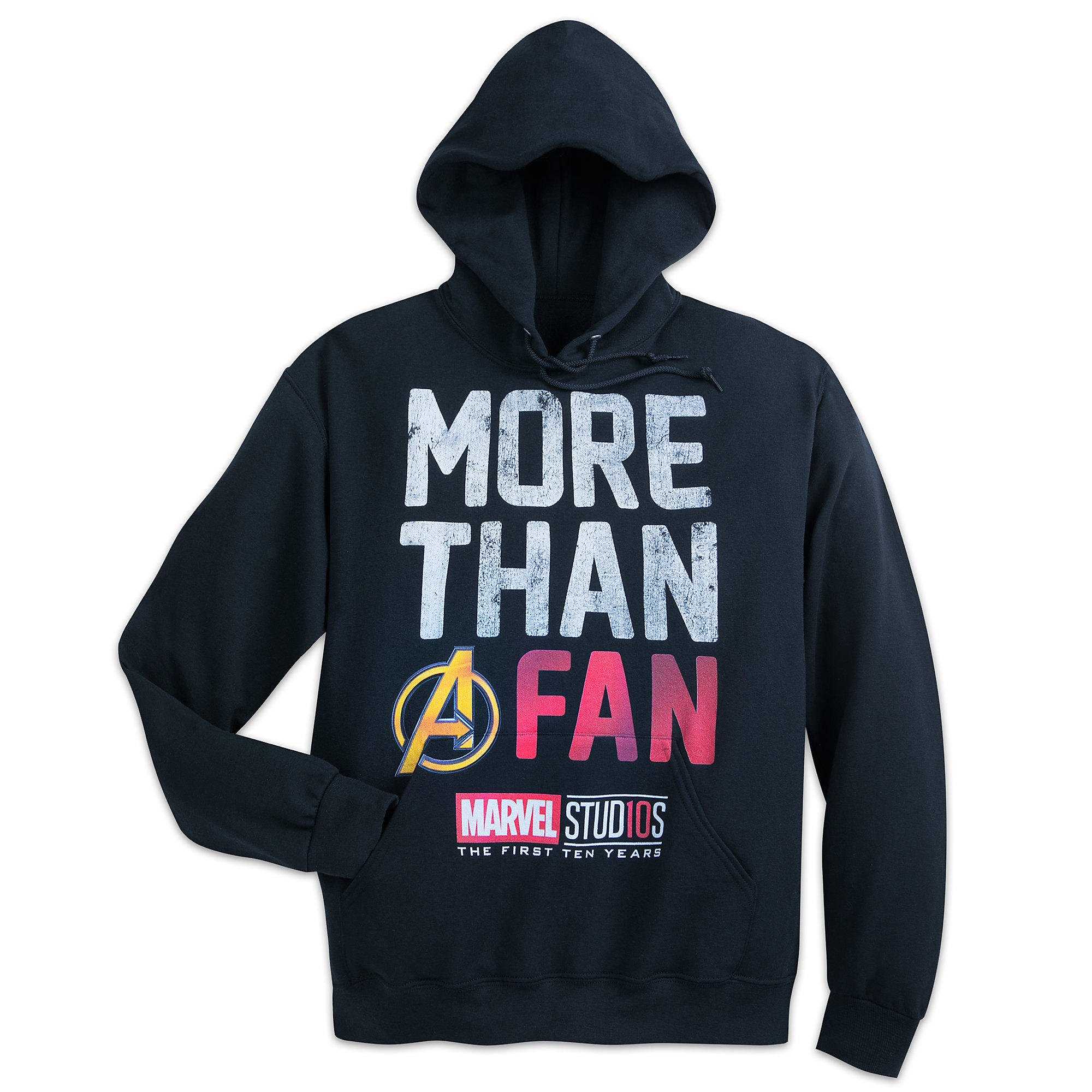1e2367f73 Marvel Studios 10th Anniversary Hoodie for Adults