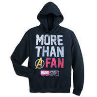 Image of Marvel Studios 10th Anniversary Hoodie for Adults # 1