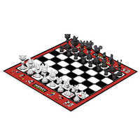Image of Mickey Mouse 90th Anniversary Chess Set # 4