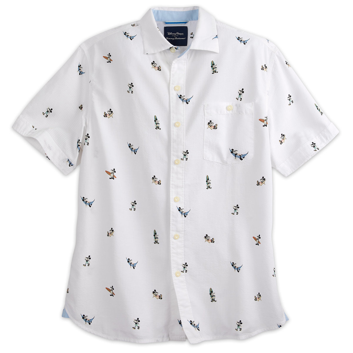 e33e103badcd Product Image of Mickey Mouse Button Shirt for Men by Tommy Bahama   1
