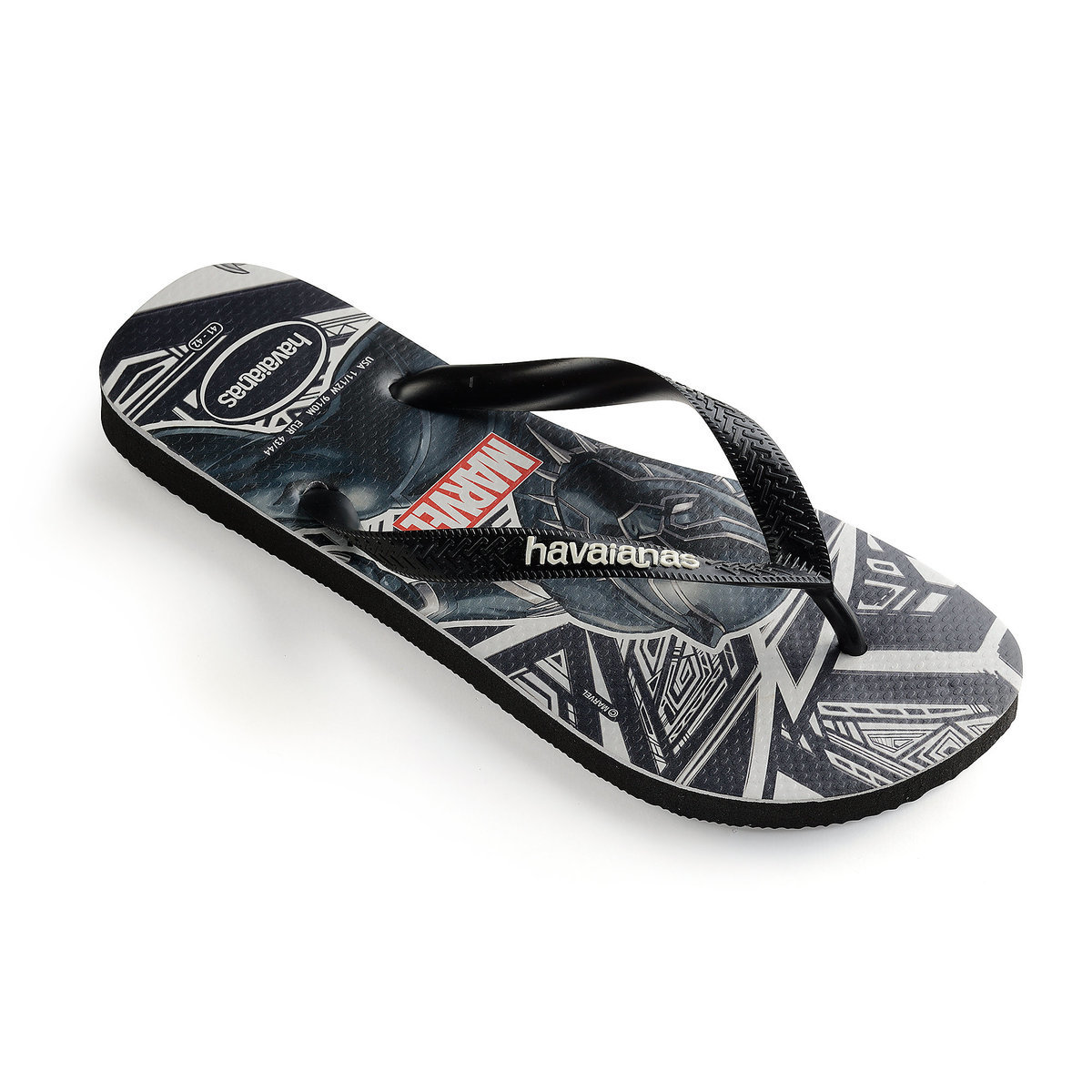 bf7a1b6d5 Product Image of Black Panther Flip Flops for Men by Havaianas   1