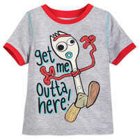Image of Forky Pajama Set for Boys - Toy Story 4 # 3