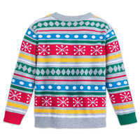 Image of Minnie Mouse Family Holiday Sweater for Girls # 3