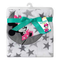 Image of Minnie Mouse Baby Blanket by Lambs & Ivy # 4