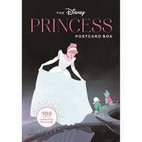 Image of Disney Princess Postcard Box Set # 1