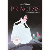 Image of Disney Princess Postcard Box Set # 1