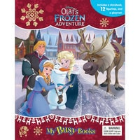 Olaf's Frozen Adventure: My Busy Books