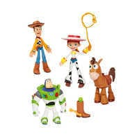 Image of Toy Story Action Figures - PIXAR Toybox # 1