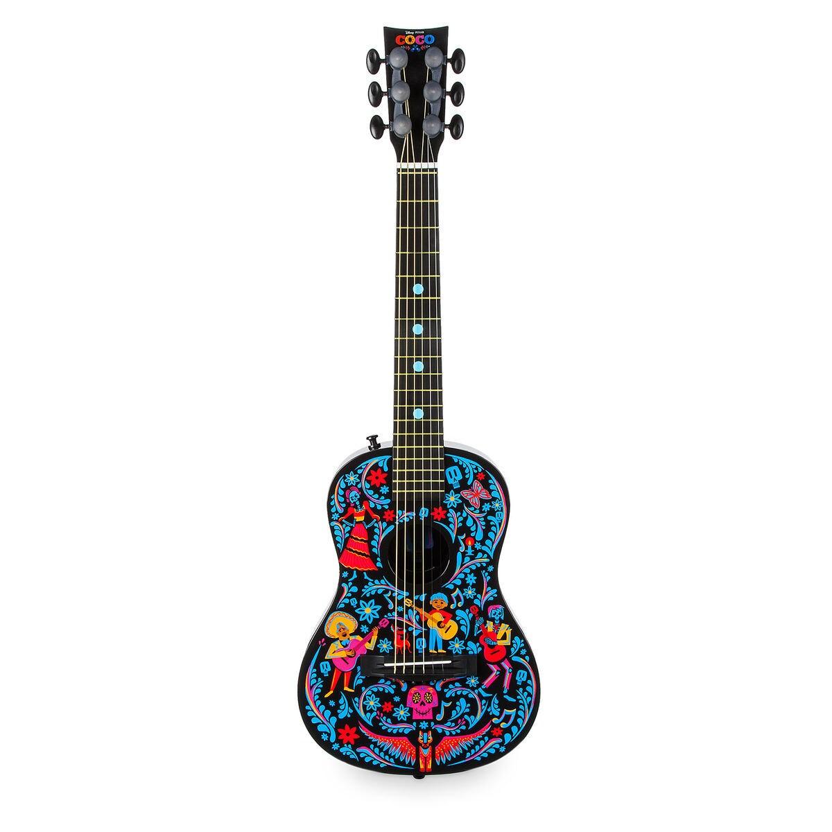 Coco Acoustic Guitar Shopdisney
