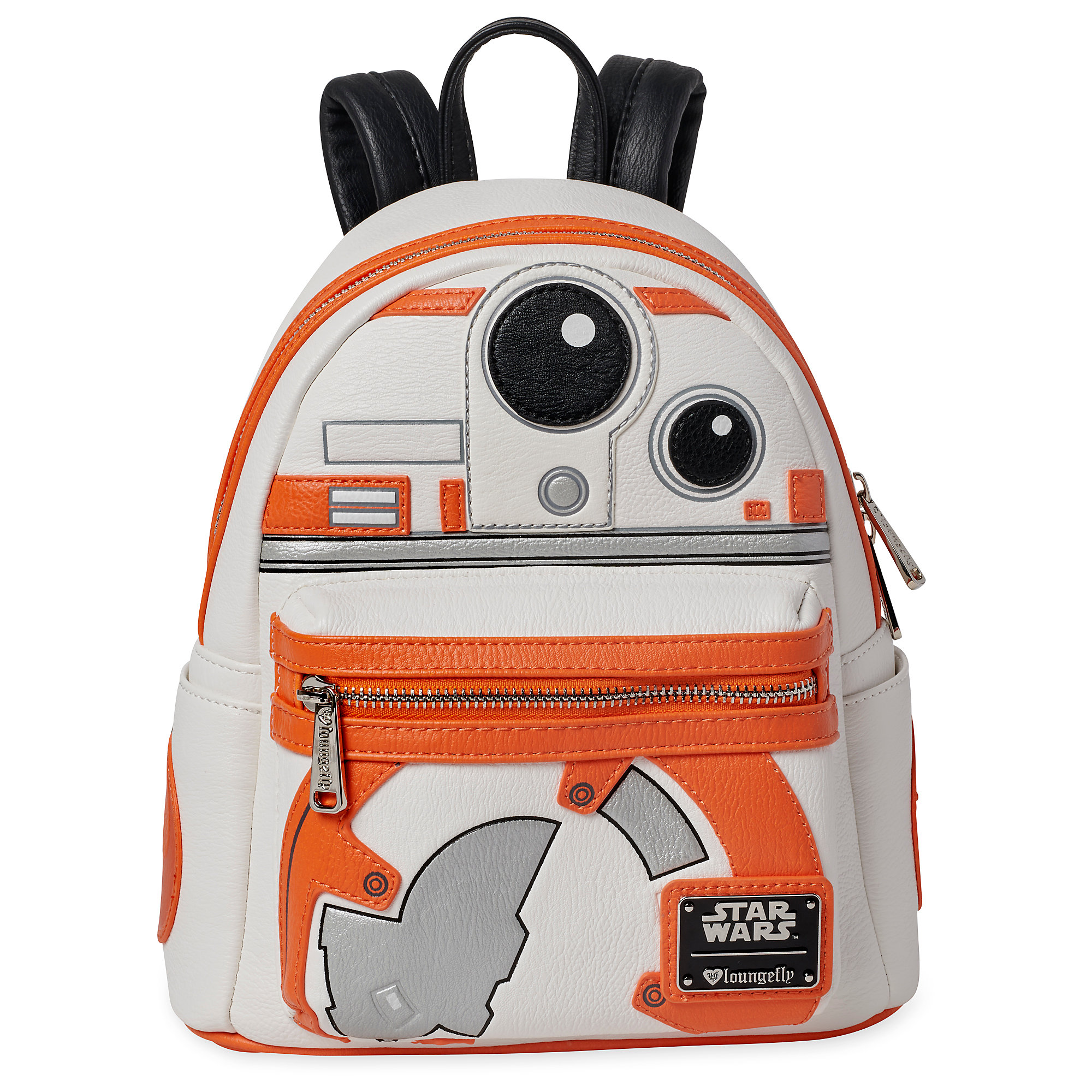 8c12e601e0 BB-8 Fashion Backpack for Adults by Loungefly - Star Wars